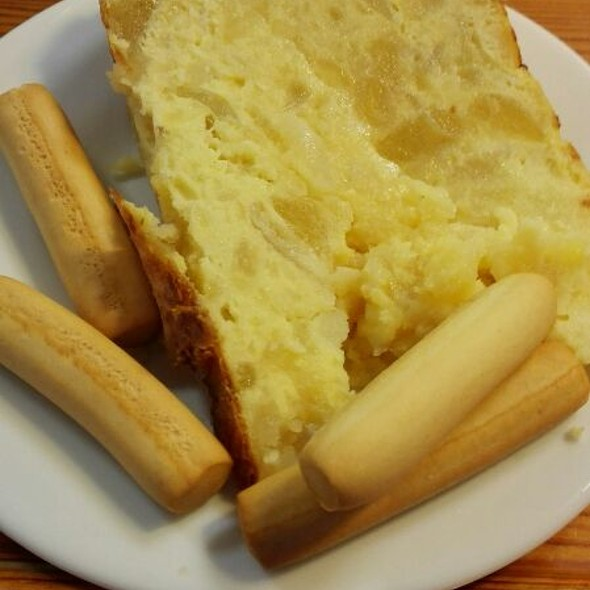 Tapa Tortilla De Patata