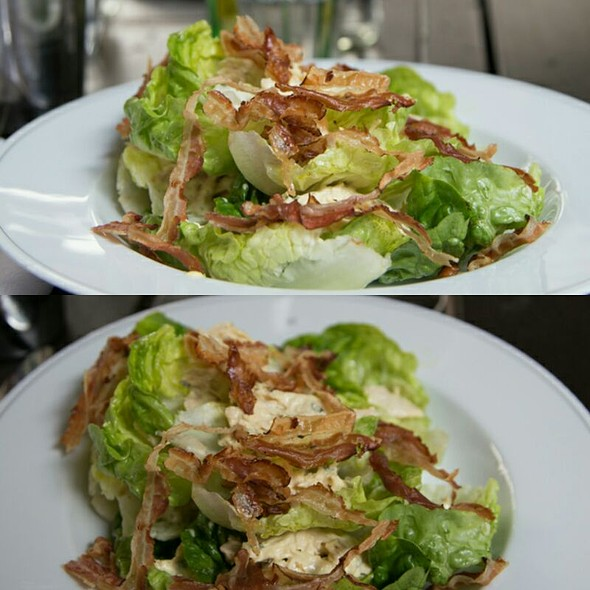 Chicken And Bacon Salad @ Holborn Dining Room