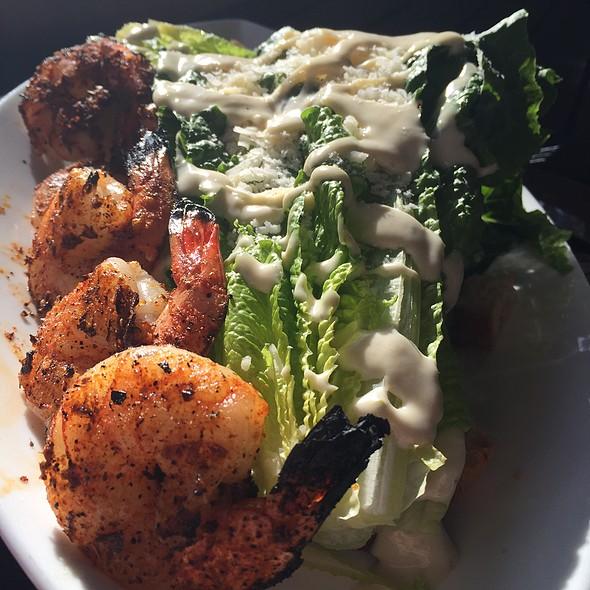 Shrimp Caesar Salad @ 3800 Ocean