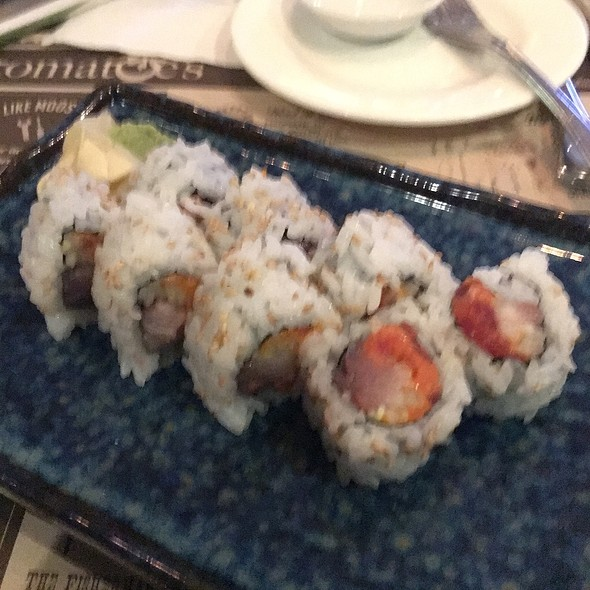 Crazy Roll - Tomatoes, Margate, NJ