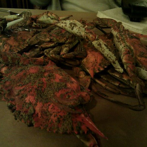 Maryland Blue Crabs @ Obrycki's Crab House