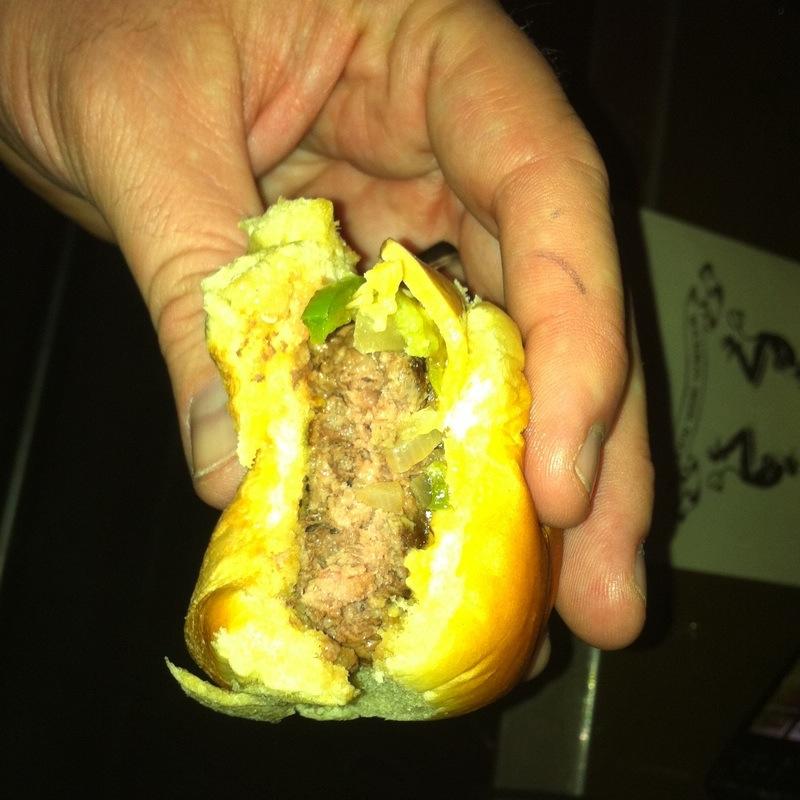 Idle hands bar menu foodspotting for Food bar hands