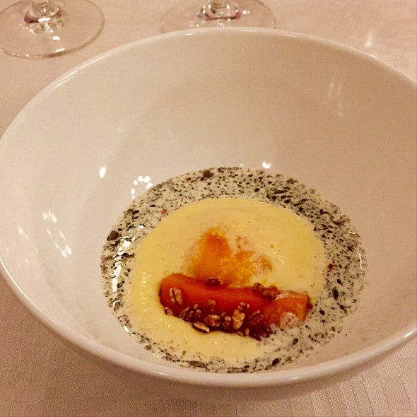 Fermented Pumpkin Porridge, Pumpkin And Egg Yolk