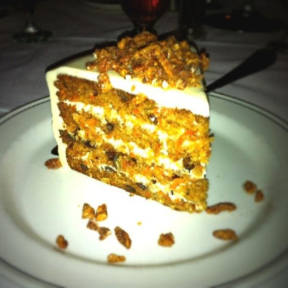 Carrot Cake @ Truluck's Restaurant