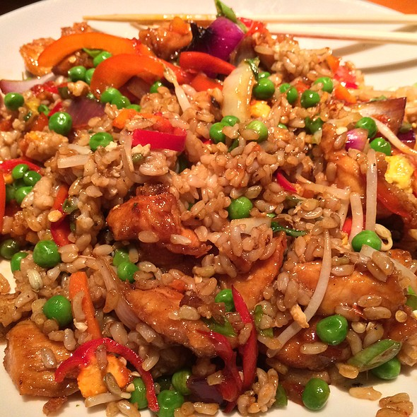 Teryaki Chicken With Fried Rice - Big Bowl-Lincolnshire, Lincolnshire, IL
