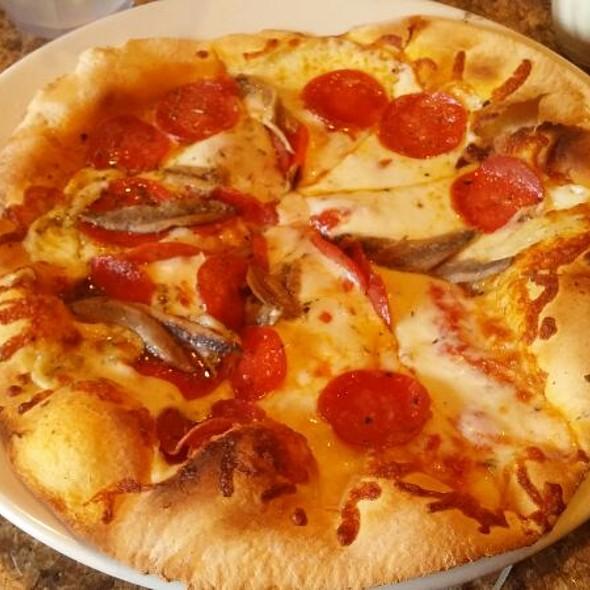 Louisiana Pizza Kitchen Menu - New Orleans, LA - Foodspotting