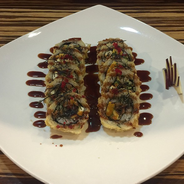 Fried Maki