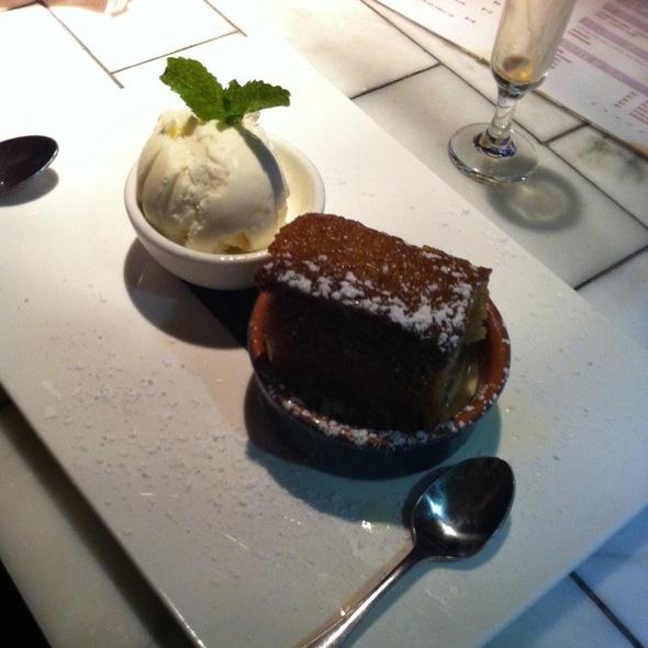 Malva Pudding - Braai, New York, NY