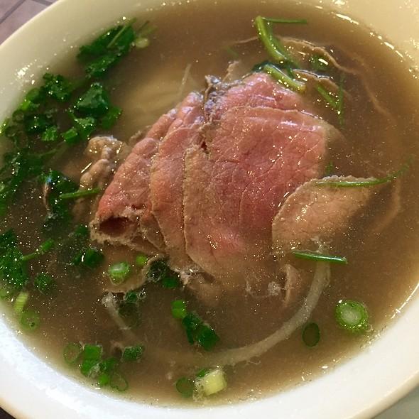Pho Tai @ Pho Tran Restaurant