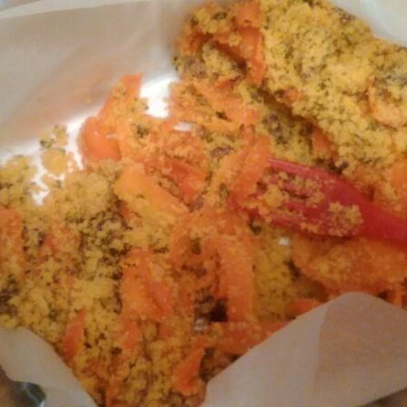 Carrots With Corn Flour