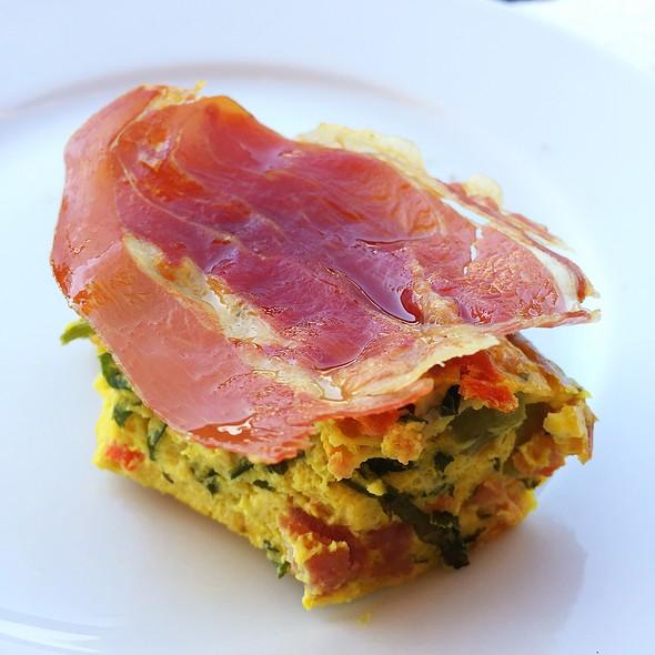 Omelette Au Four @ June's Kitchen In Tenerife