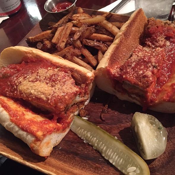 Chicken Parmesean Sandwich