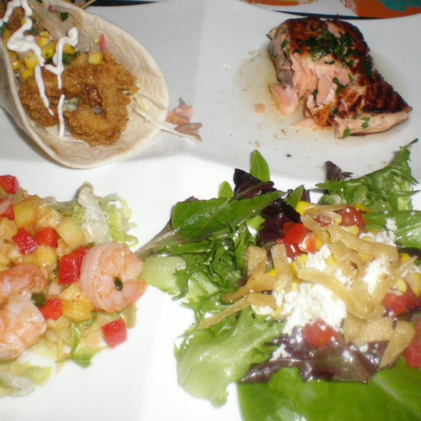 Spanish food - Paradiso 37, Lake Buena Vista, FL