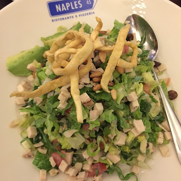 Salad - Naples 45 Ristorante E Pizzeria, New York, NY