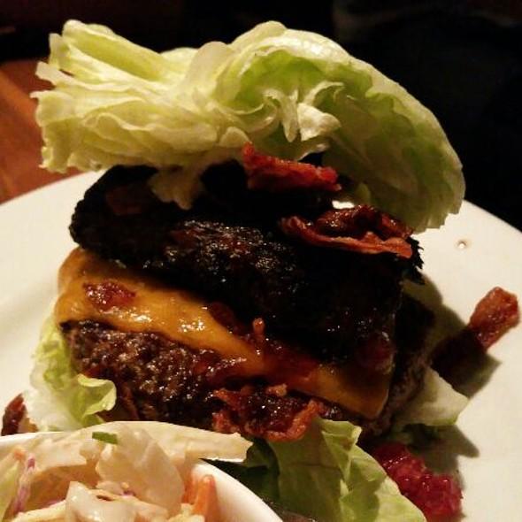OTL Burger Paleo-style