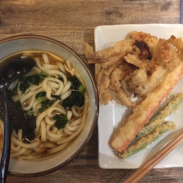 Soft Shell Crab Udon @ Yokozuna
