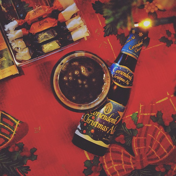 Corsendonk Christmas Ale Belgian Strong Dark Ale Beer