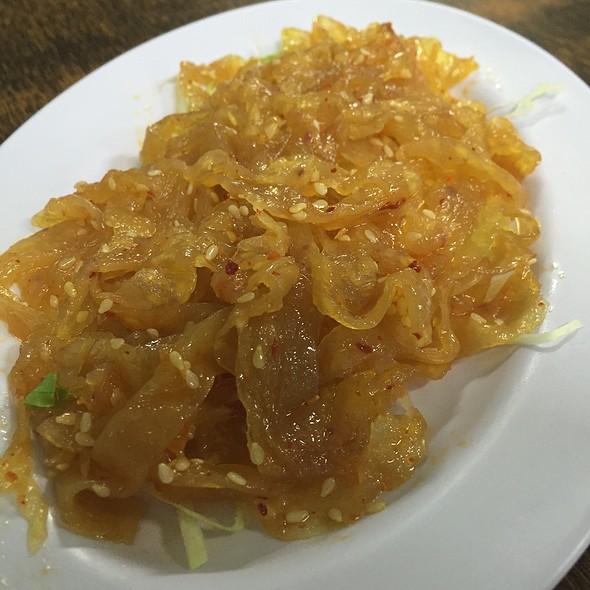 Seasoned Jelly Fish