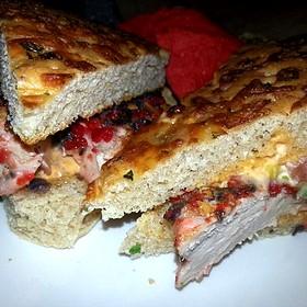 Boars Head Roasted Turkey Sandwich - Cafe 501 - Classen Curve, Oklahoma City, OK