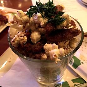 Szechuan Duck Popcorn