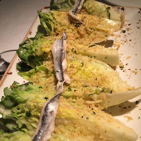 Gem Lettuce Caesar - Montrio Bistro, Monterey, CA