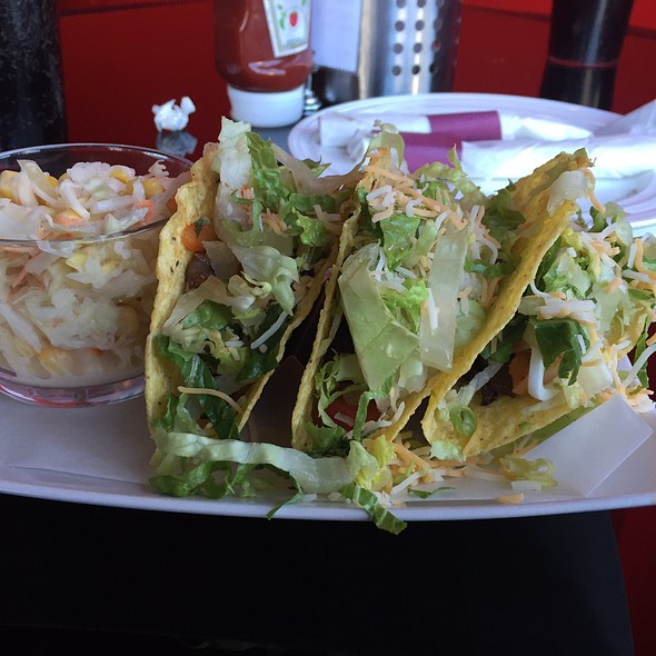 Bulgogi Tacos @ Dak! Chicken