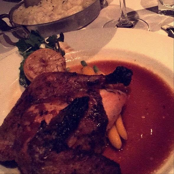 Grilled Chicken - The Capital Grille - Buckhead, Atlanta, Atlanta, GA