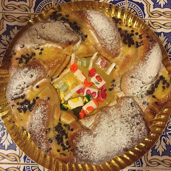 Roscon de Reyes @ Home