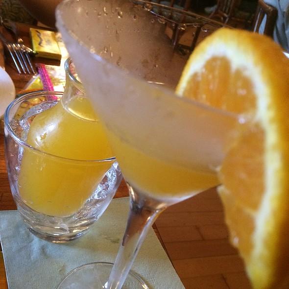 Lilikoi Martini - Kilauea Lodge and Restaurant, Volcano, HI