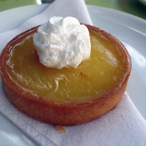 Lemon Tarte @ L'Assiette