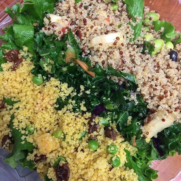 Salad Sampler @ UMEKE Market Natural Foods & Deli