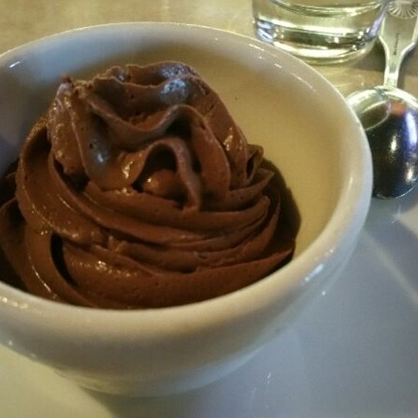 Chacolate Mousse - 5th and Wine, Scottsdale, AZ