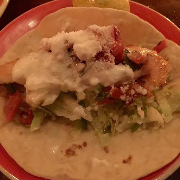 Chicken Taco @ The Malt House