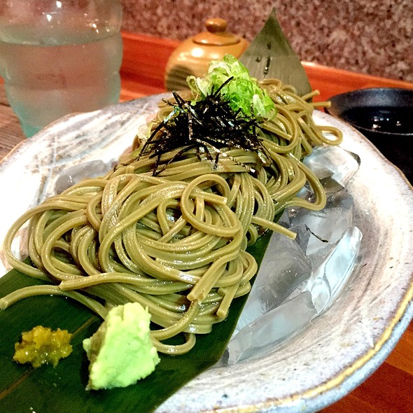 Soba Noodles @ Yuzu Japanese Kitchen