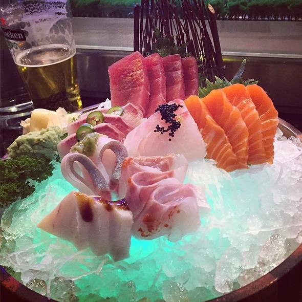 Sashimi Chief's Special @ Ajisai Japanese Fusion