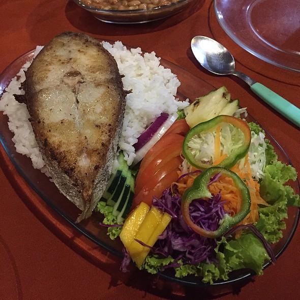 Posta E Cavala Frita @ A.C.L Restaurant