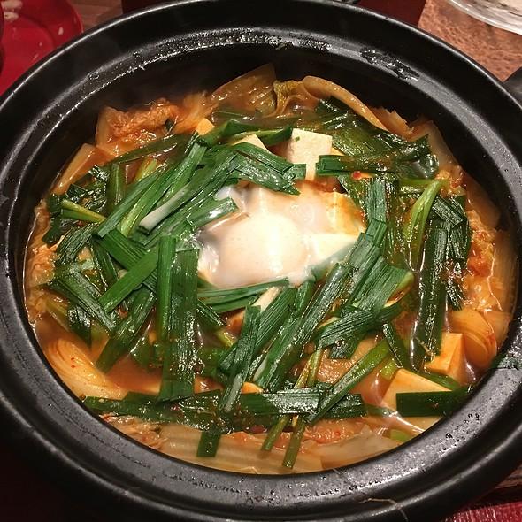 Buta Kimchee Nabe @ Ootoya