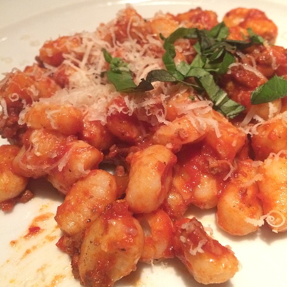 Gnocchi In A Spicy Meat Sauce @ MGM Grand Detroit