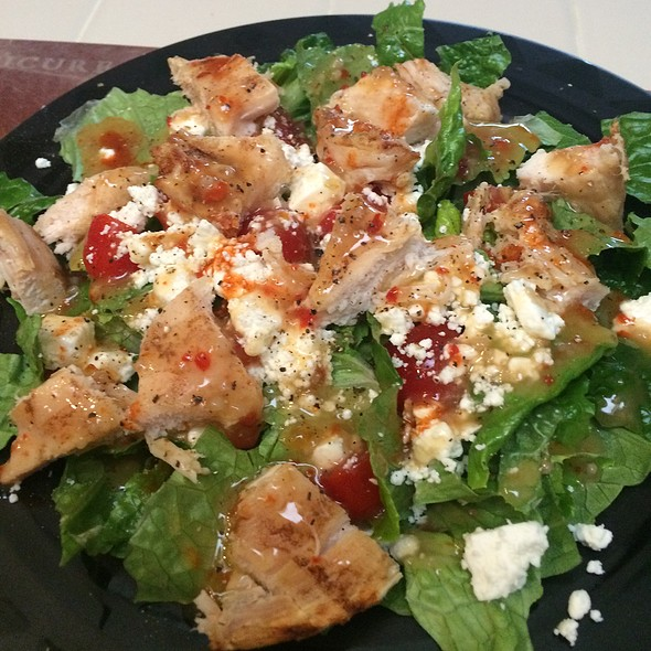 Salad With Chicken @ Home