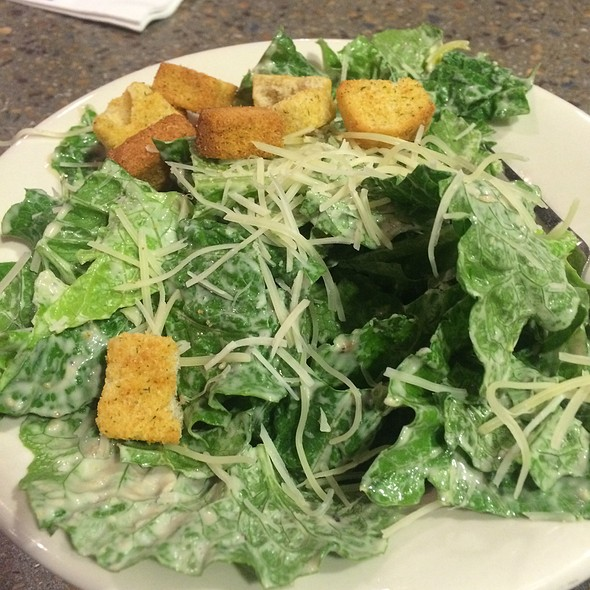 Side Caesar Salad @ Lucky's Steakhouse