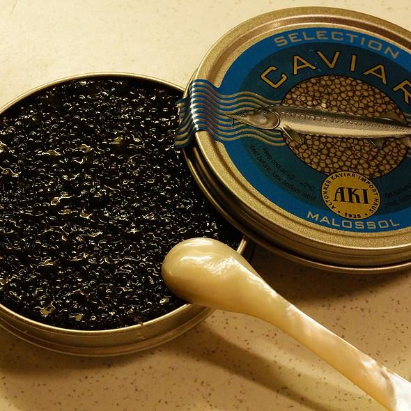 Selection Caviar Malossol @ Frischeparadies