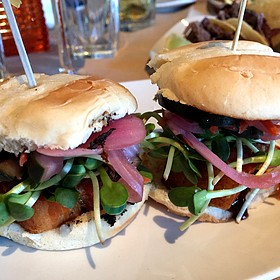 Pork Belly Sliders - SoDo, Reno, NV