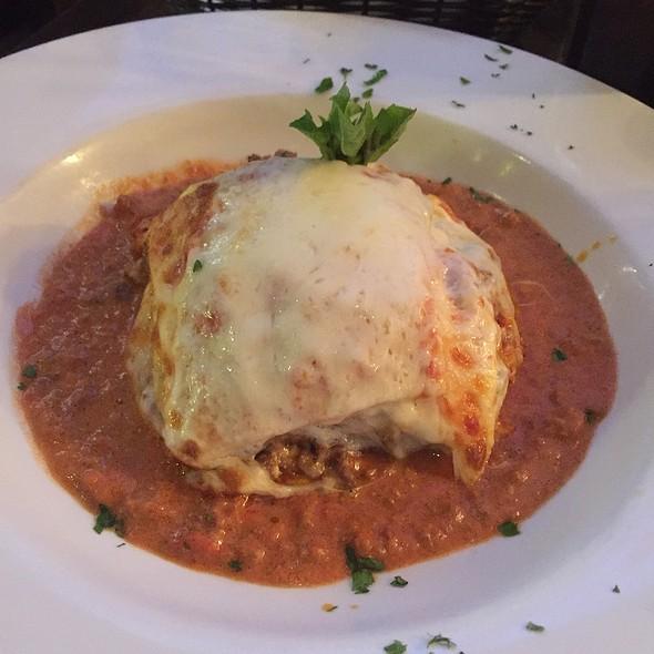 lasagna - Patzeria Family & Friends, New York, NY
