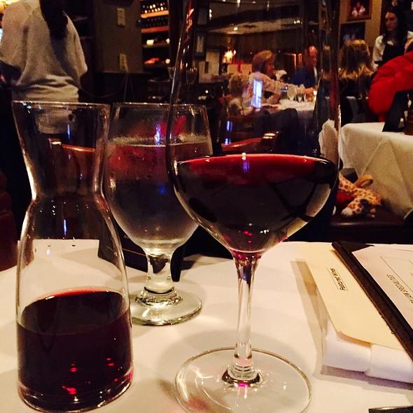 Quartino Of Pinot - Ruffino's, Baton Rouge, LA