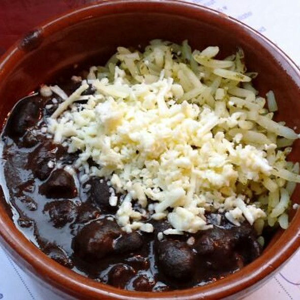 Frijoles And Rice