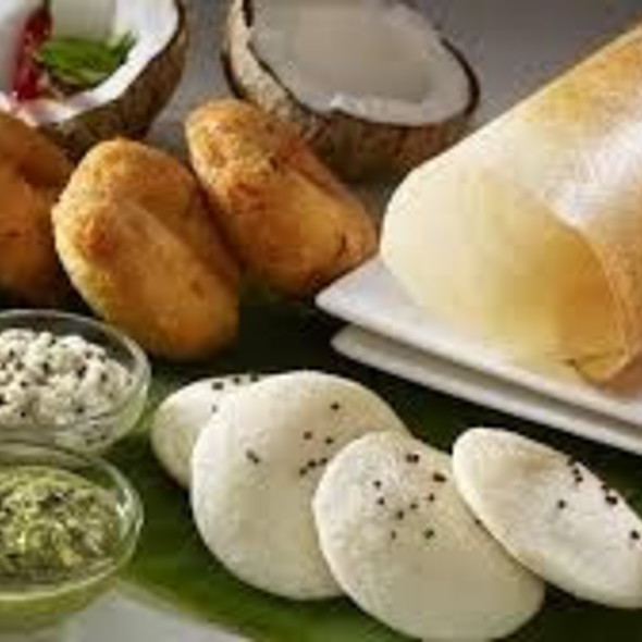 Lovely south indian food