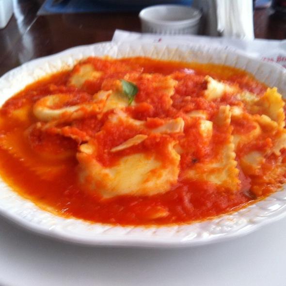 Raviolli @ Restaurante Pátio do Colégio