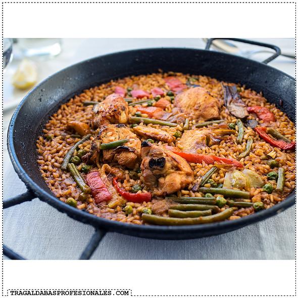 Chicken Paella @ El Rincón De Pepe