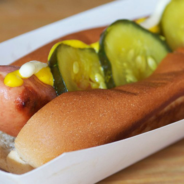 Pickle Dog @ Bark Hot Dogs