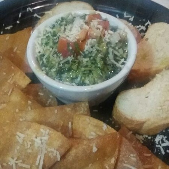 Spinach Dip @ Roundin' 3Rd